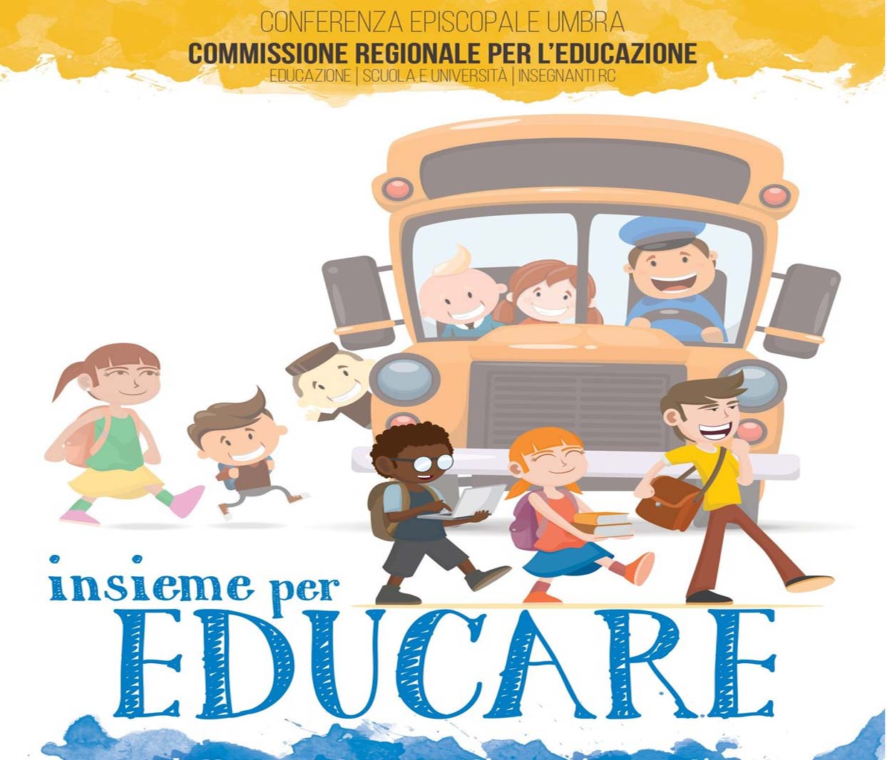 Inizio nuovo Anno scolastico – la lettera-messaggio augurale della  Commissione regionale per l'educazione, la scuola e l'università. «È  necessario uno spirito di dialogo, di comunione di collaborazione che deve  animare innanzitutto la